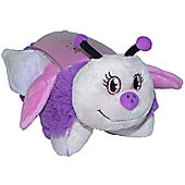 Pillow Pets  Pink Butterfly Dream Lites