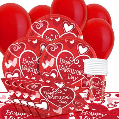 Be Mine Value Party Pack for 8