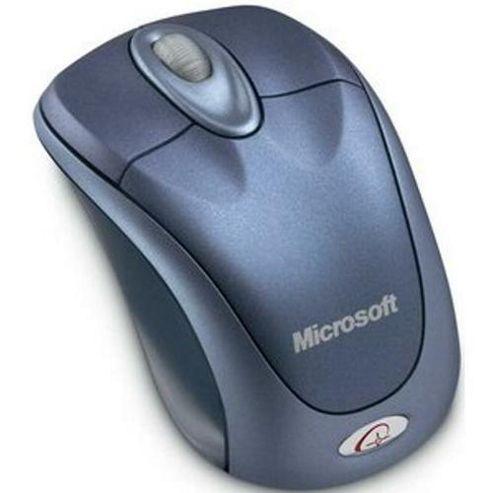 Microsoft Wireless Notebook Optical Mouse 3000 USB Blue