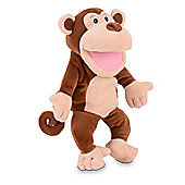 Fiesta Crafts 33cm Monkey Hand Puppet