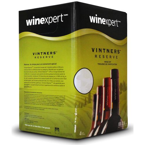 Vintners Reserve - Chamblaise 30 Bottle White Wine Kit