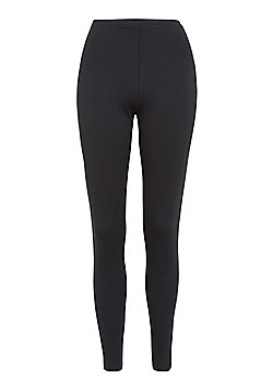 F&F Active Quick Dry Full Length Leggings - Black