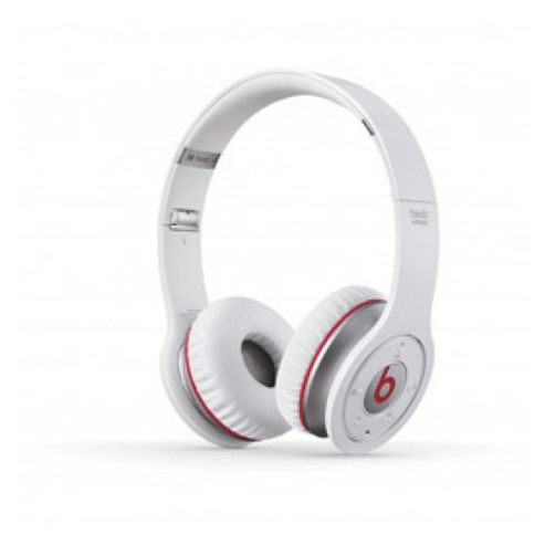 Beats by Dr Dre Wireless Headphones - White