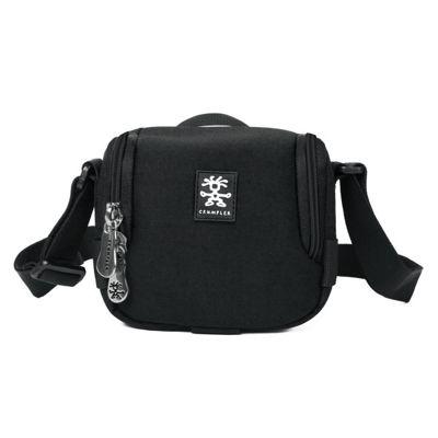 Crumpler Base Layer Camera Cube XS Camera Bag in Black