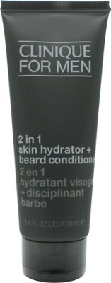 Clinique for Men 2 in 1 Skin Hydrator & Beard Conditioner 100ml