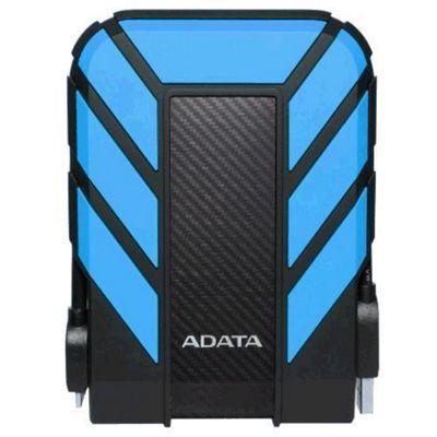 ADATA HD710 Pro 1000GB Black Blue external hard drive