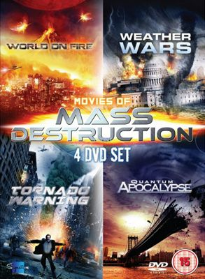 Movies Of Mass Destruction (DVD Boxset)