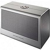 Acoustic Energy BT2 Bluetooth Speaker Aluminium Silver