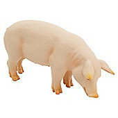 Realistic Pig Boar Figurine Toy by Animal Planet