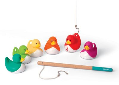 Janod Ducky Fishing Game