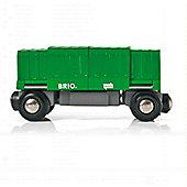 Brio Box Car, wooden toy