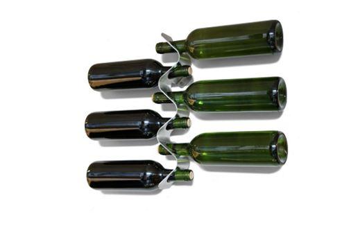 Black + Blum Flow Wall Mounted Wine Rack