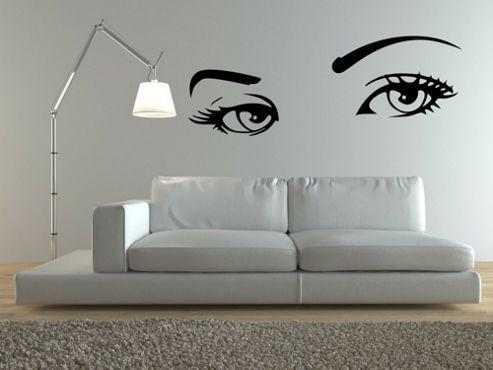 Zazous Eyes Wall Stickers