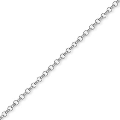 Sterling Silver 3.5mm Gauge Belcher Chain - 28 inch