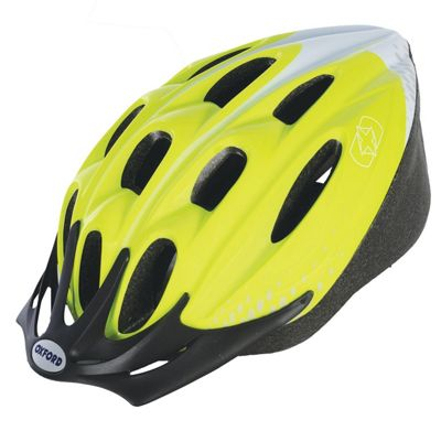 Oxford F15 Bicycle bike cycle BMX skating Adult Helmet FL Yellow