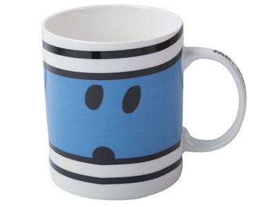 Creative Tops Mr Men Mr Bump Face Can Mug Cup