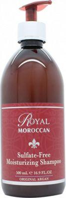 Royal Moroccan Hair Repair Sulfate Free Shampoo 500ml
