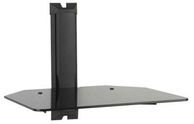 Omnimount OMN-MOD1 Black Shelving System - 1 Shelf