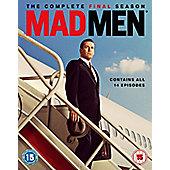 Mad Men Complete Season 7 DVD