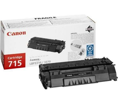Canon 715 Toner Cartridge - Black