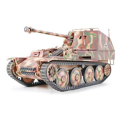 Tamiya 35255 German Tank Destroyer Marder Iii M 1:35 Military Model Kit