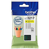Brother LC3217Y Ink Cartridge LC3217Y