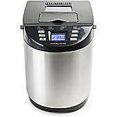 Andrew James Digital Bread Maker, 12 Pre-set Programs, Auto Ingredients Dispenser, 600W