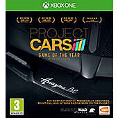 Project CARS - Game of the Year Edition Xbox One