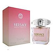 Bright Crystal Eau De Toilette 90Ml Spray For Women By Versace