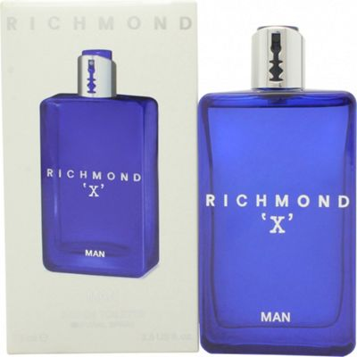 John Richmond Richmond X Man Eau de Toilette (EDT) 75ml Spray For Men