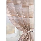Strata Voile Curtain Panel