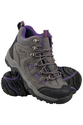 Mountain Warehouse Adventurer Womens Waterproof Boots ( Size: Adult 04 )