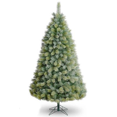 8ft Frosted Breckenridge Artificial Christmas Tree