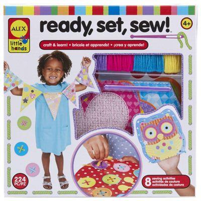 Alex Ready, Set, Sew Craft Set