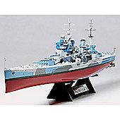 HMS British Battleship King George V - 1:350 Ships - Tamiya