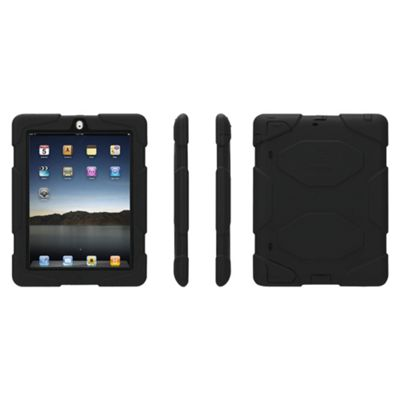 Griffin Survivor for Apple iPad 3/iPad 2 - Black