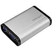 Startech USB 3.0 Capture Device for High-Performance VGA Video - 1080p 60fps - Aluminum