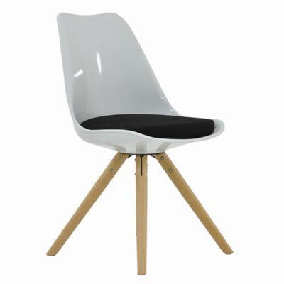 PDR Dining Chair White