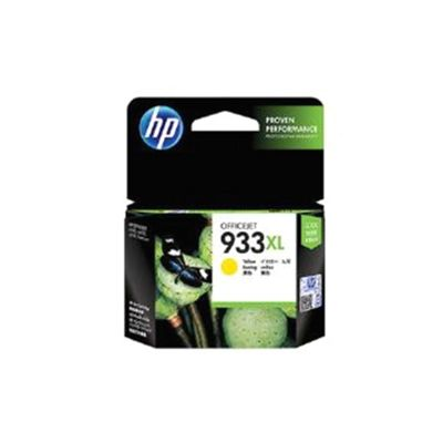 HP 933XL Ink Cartridge Yellow (Yield 825 Pages) for Officejet Premium 6700 e-All-in-One Inkjet Printer