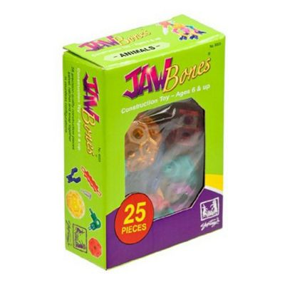 Jawbones Construction Toy - Animals - Galt