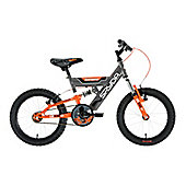 "Townsend Spyda 16"" Full Suspension Bike"