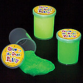 Party Bag Filler Glow in the Dark Putty(Pack of 4)