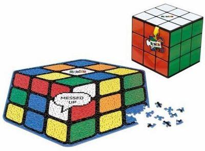 Rubiks Cube Puzzle - 500pc