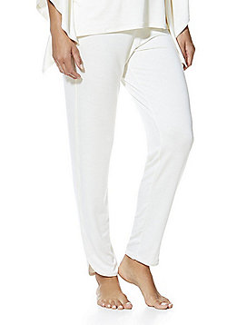 F&F Tapered Lounge Pants - Cream