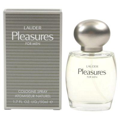 Estée Lauder Pleasures For Men Cologne Spray, 50ml