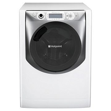 6aac07ed2daf Hotpoint AQD1170F697E Washer Dryer, 11kg Load, 1600 RPM Spin, A Energy  Rating, White Catalogue Number: 752-6343