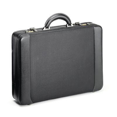 Falcon Expandable Attache briefcase with removable laptop bag