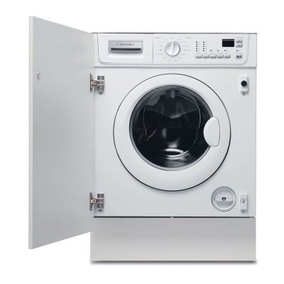 Buy Electrolux EWX14450W Integrated Washer Dryer in White ...