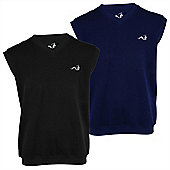 Woodworm Sleeveless Cotton Golf Slipover 2 Pack - Multi