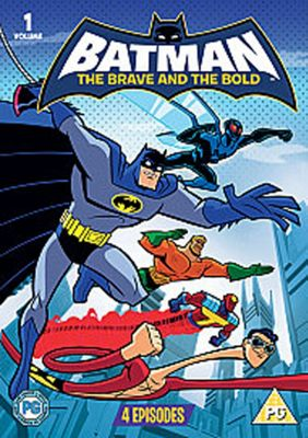 Batman - The Brave And The Bold Vol.1 (DVD)